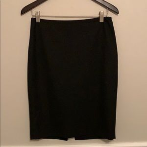 NWT Limited Luxe Black Skirt